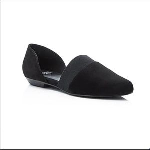 Eileen Fisher Flute Pointed Toe D'Orsay Flats